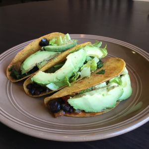 Veggie Tacos | Vegan Living by Danielle