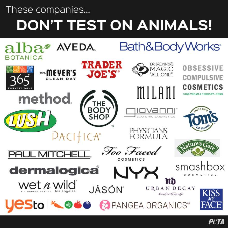 Cruelty-Free Brands | Vegan Living by Danielle