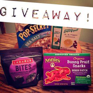 Vegan Snacks Giveaway | Vegan Living by Danielle