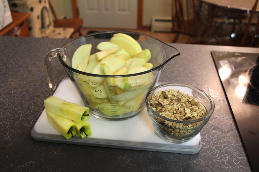 Apple Ingredients | Vegan Living by Danielle