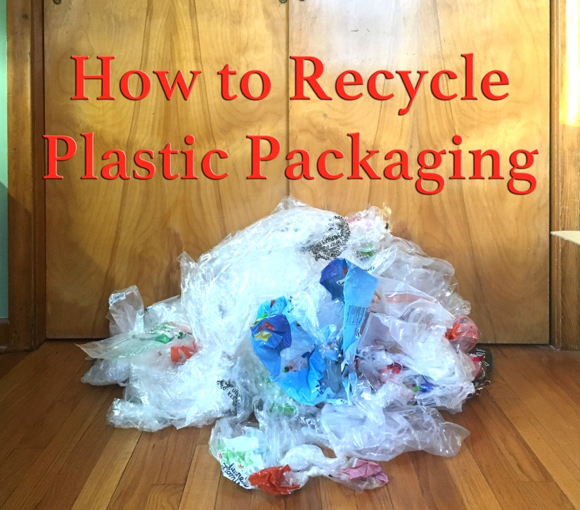 How to Recycle Plastic Packaging
